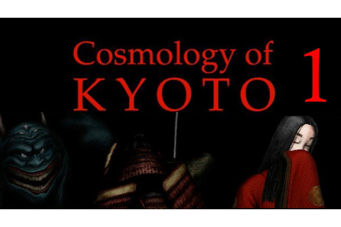 Cosmology of Kyoto - Exploration Adventure Game, Manly ...