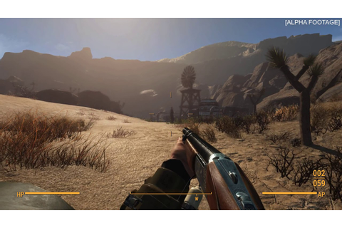 Fallout 4 New Vegas Mod Brings Classic Game to Modern ...