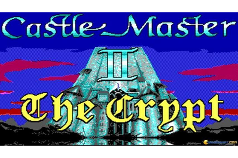 Castle Master 2: The Crypt gameplay (PC Game, 1990) - YouTube