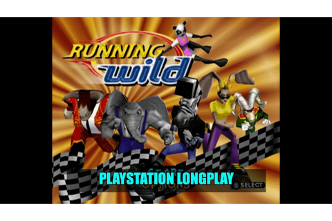 Running Wild | Playstation Longplay - YouTube