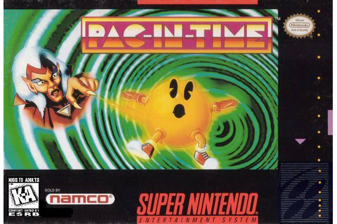 Pac-In-Time — StrategyWiki, the video game walkthrough and ...