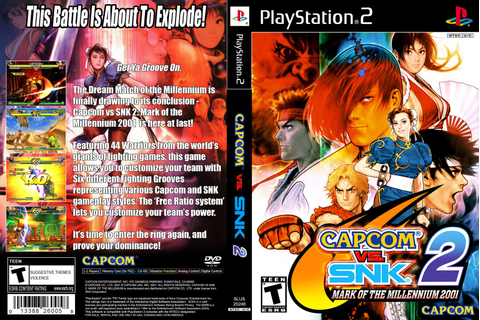 Download Capcom vs SNK 2 - Mark of the Millennium - GAME ...