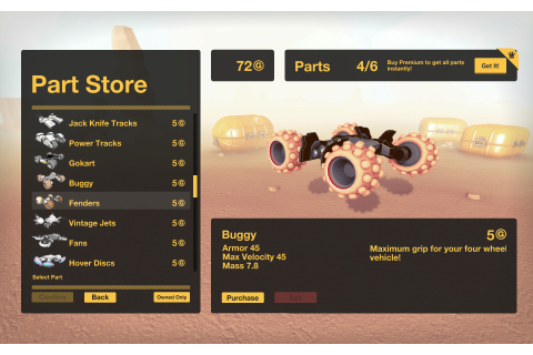 Gear Up Parts Store image - Indie DB