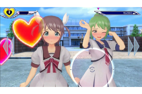 Gal*Gun: Double Peace Localised Gameplay Trailer Released ...