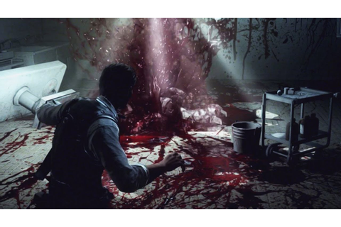 The Evil Within - Extended Gameplay Video - YouTube