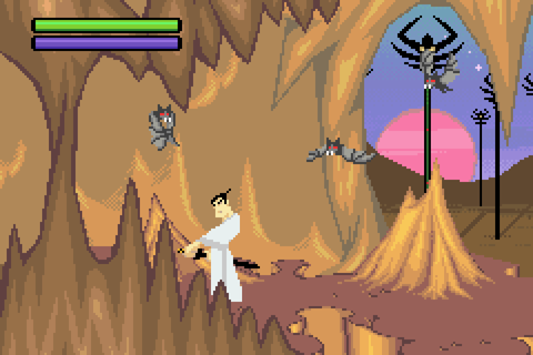 Samurai Jack: The Amulet of Time Download Game | GameFabrique