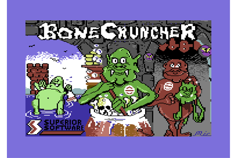 Download Bone Cruncher - My Abandonware