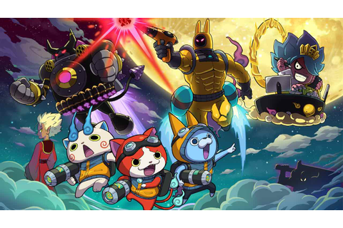 Free Yo-Kai Watch Blasters Moon Rabbit Crew Update ...