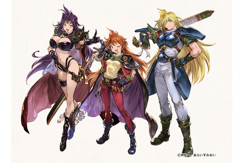 "Crunchyroll - ""Slayers"" Teams Up with ""Granblue Fantasy ..."