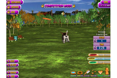 Puppy Luv : Free Online Games - www.freeworldgroup.com