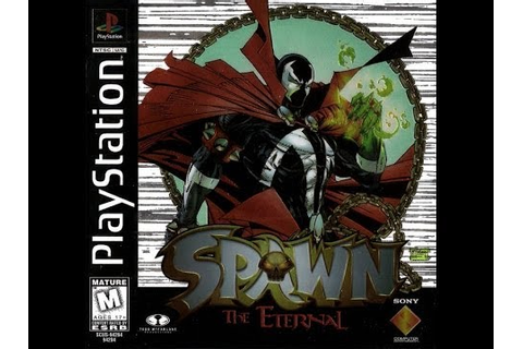 Video Game review of Spawn the Eternal for ths ps1 - YouTube