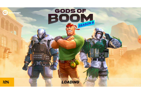 Gods of boom hraju s jozim - YouTube