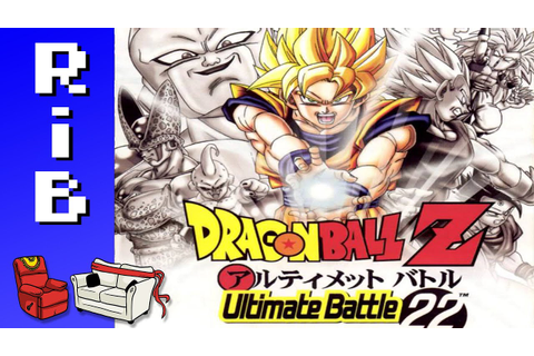 Dragon Ball Z: Ultimate Battle 22! Run it Back! - YouTube