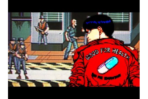 Video: Cancelled 16-Bit Akira Gameplay Appears Online - Up ...