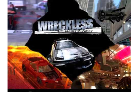 Wreckless: The Yakuza Missions OST - 01 Title (Xbox ...