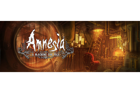 Amnesia: A Machine For Pigs Free Full Game Download - Free ...