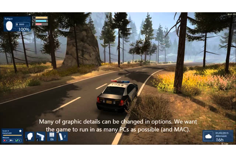 Police Tactics - Gameplay test - v0.1.6a - new game system ...