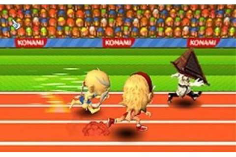 new international track and field | Games I Made My ...
