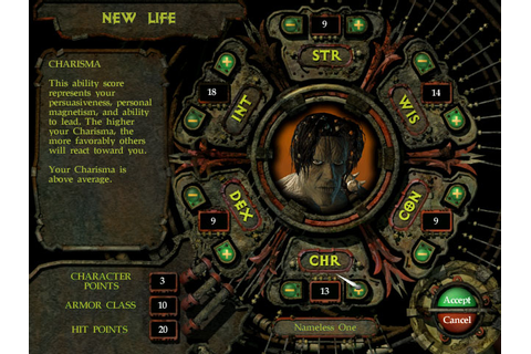 Super Adventures in Gaming: Planescape: Torment (PC)