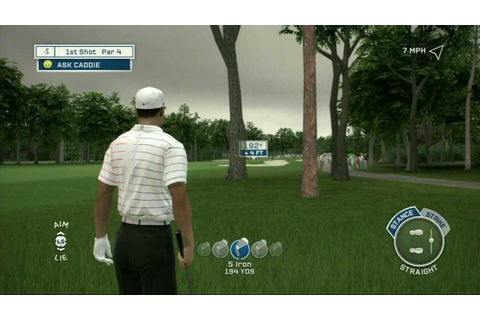 TIGER WOODS PGA TOUR 13 LATEST HD 2012 GAME GOLF TRAILER ...