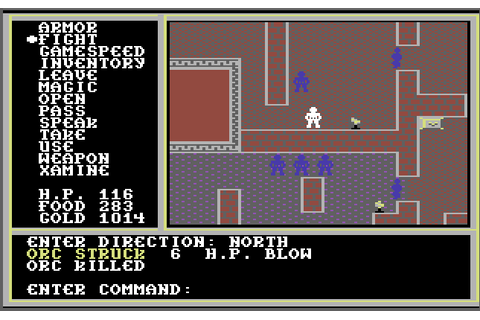 The CRPG Addict: Game 280: The Legend of Blacksilver (1988)