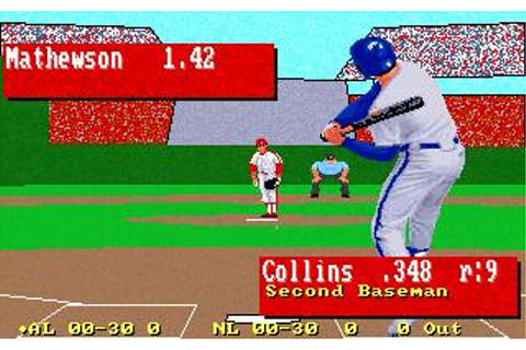 Earl Weaver Baseball 2 Download (1991 Sports Game)
