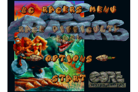 Download BC Racers | DOS Games Archive