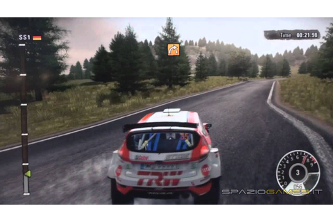 WRC 3 Gameplay - YouTube