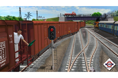 Indian Train Simulator APK Download - Free Simulation GAME ...