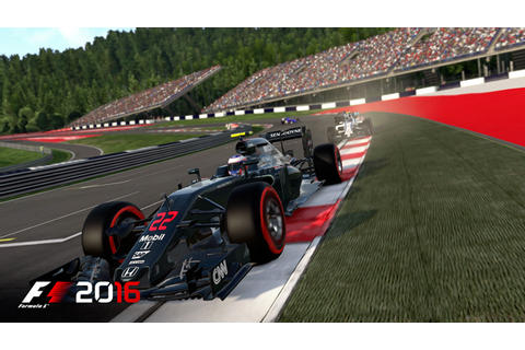 F1 2016 – New Features & Trailer | Codemasters Blog