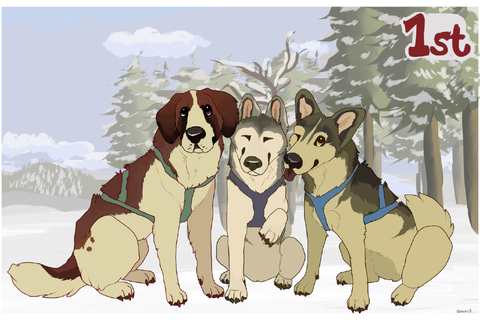 Steam Community :: Dog Sled Saga