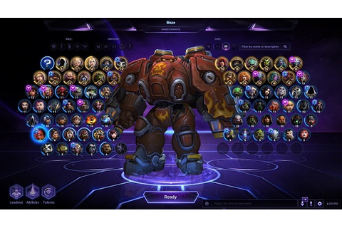 "Heroes of the Storm devs want to ""explore what the Nexus ..."