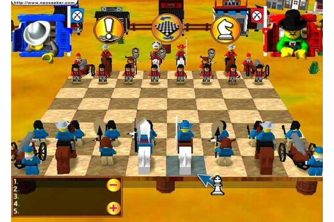 Lego Chess Download Free Full Game | Speed-New