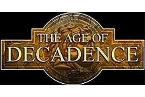 The Age of Decadence - Wikipedia