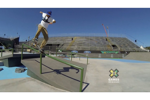 GoPro: Ryan Sheckler Skateboard Street Course Preview ...
