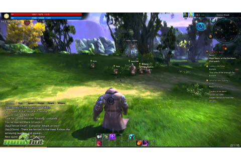 Tera Gameplay - First Look HD - YouTube