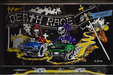 Death Race Arcade Game : EBTH