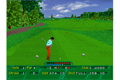 Golf Magazine: 36 Great Holes Starring Fred Couples | Sega 32X