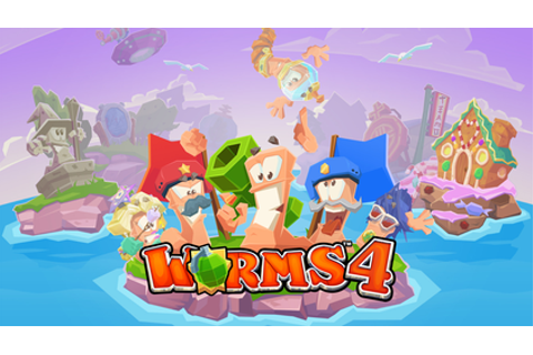 Worms 4 (2015 video game) - Wikipedia
