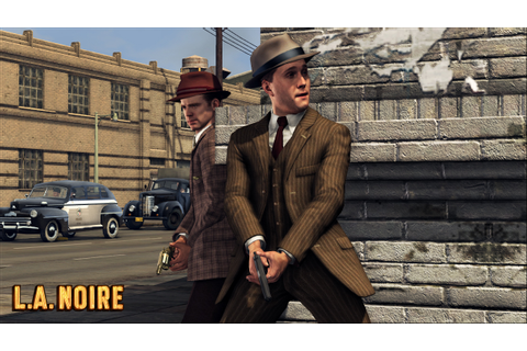 Game Xcape: Game Review: L.A. Noire
