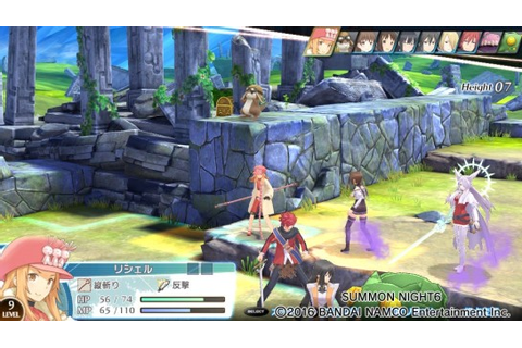 Review – Summon Night 6 Lost Borders | Xanadu - Ryuzaki57 ...
