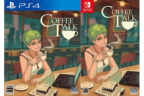 Coffee Talk for Nintendo Switch & PlayStation 4 - Limited ...