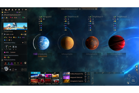 Endless Space 2 Patch Notes - Update 1.2.4 | GameWatcher