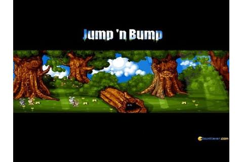 Jump 'n Bump gameplay (PC Game, 1998) - YouTube