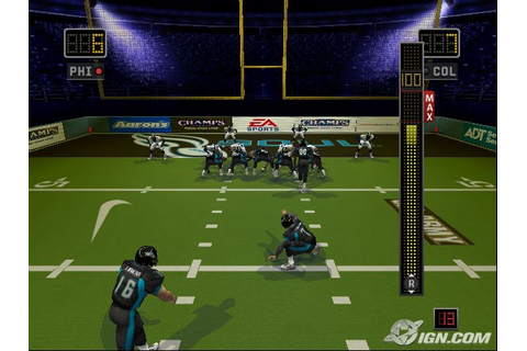 Arena Football Screenshots, Pictures, Wallpapers - Xbox - IGN