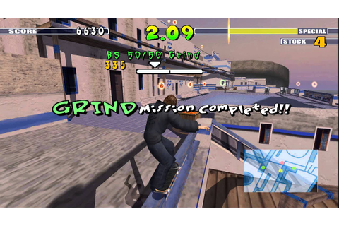Dolphin Emulator 4.0.2 | Evolution Skateboarding [1080p HD ...