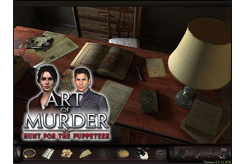 Art of Murder: Hunt for the Puppeteer - Walkthrough ...