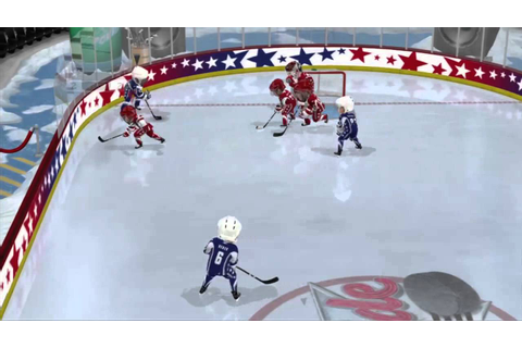 3 on 3 NHL Arcade (X360) - YouTube