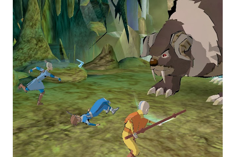 Avatar The Last Airbender Free Download PC Game Full Version