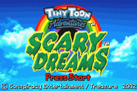 Tiny Toon Adventures: Buster's Bad Dream (2002) by ...